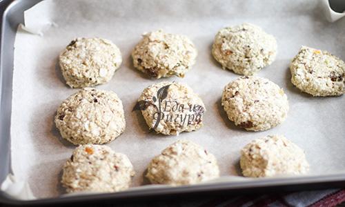 диетическое овсяное печенье фото овсяного печенья