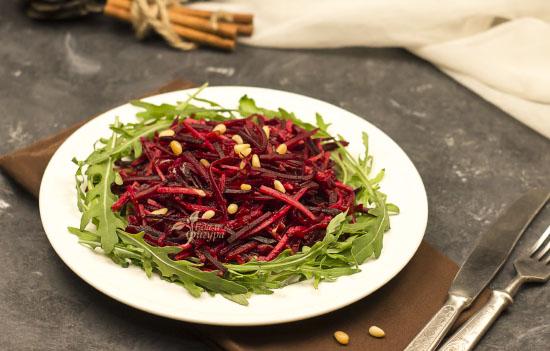 фото постные рецепты салат из овощей