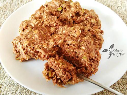 овсяное печенье с протеином фото теста для овсяного печенья