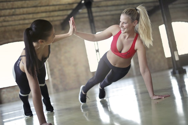 почему не получается похудеть фото девушек в спортзале