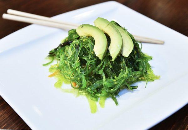 какие продукты полезны для кожи фото водорослей